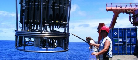 Measurements in the oceans show a greater decrease of oxygen than current models. Photo: Martina Lohmann/GEOMAR