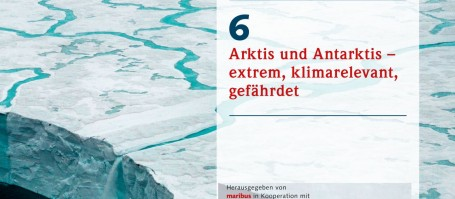 Coverbild des World Ocean Reviews 6: Arktis und Antarktis – extrem, klimarelevant, gefährdet