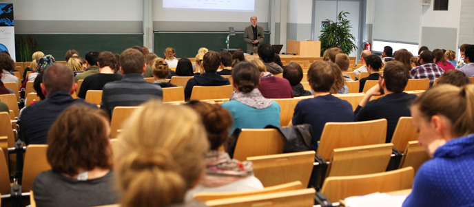 Career Day at Kiel University