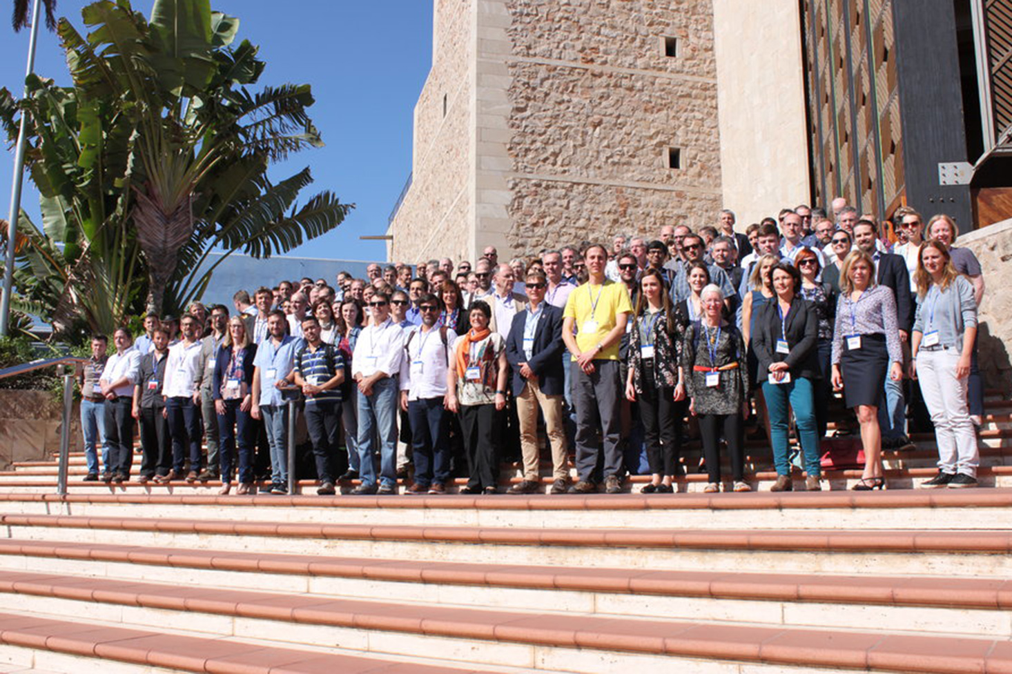 Participants of the 3rd General Assembly of the AtlantOS project. Photo: Anja Reitz, GEOMAR