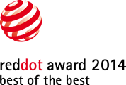 RedDot Best of the Best 2014